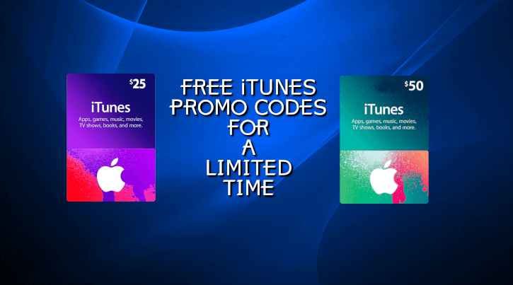 free apple itunes gift card codes